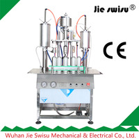 Best Price Spray Paint Aerosol Tin Can Filling Machine