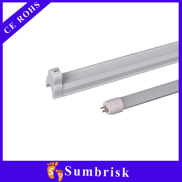 Aluminum+PC 1.2m 20w led tube light housing