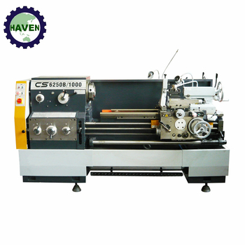 cs6250b serie universele kloof bed draaibank machine