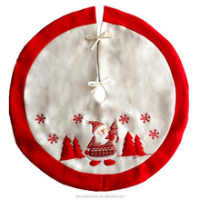High Quality Printing Christmas Tree Skirt
