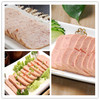 canned luncheon meat, canned pork, canned chicken luncheon meat processing in China