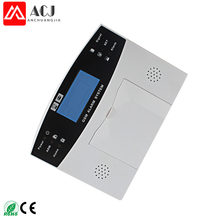 868/433/315mhz frequency gsm auto dial security wireless alarm system