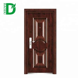 Apartment Main Gate Design Stainless Steel Door Ghana Steel Security Door