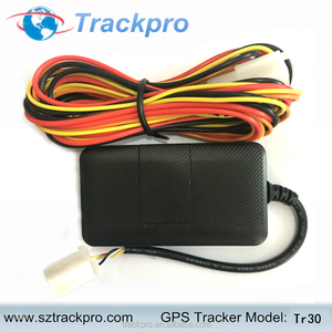Gps tracker easy to install gps tracking device support OEM and Android App IOS App tracking