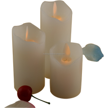 LED christmas color changing candles