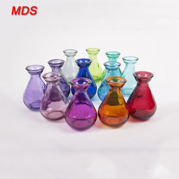 Home Goods Decorative Vintage Colored Glass Vases Wholesale Buy