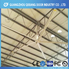 4.2m (14FT) - 7.2m (24FT) 1.1kw-1.5kw 380VAC Plant-Use factory big ceiling fans in philippines