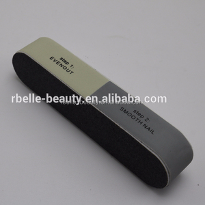 Disposable promotional nail files pedicure sanding file buffer block