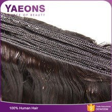 Meizhiyuan reasonable price virgin cheap hair extensions full head magnetic crystal clip in hair