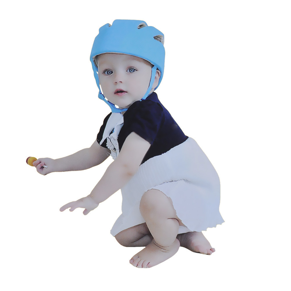 c5db1d9b676 2019 Wholesale XP Protective Hat Gear Unisex Baby Toddler Hat Safety ...
