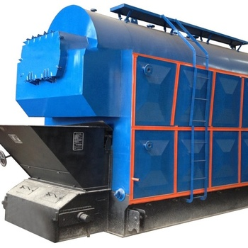 Industrial Fire Tube 3 Ton Per Hour steam Boiler WNS series for Samarqand Uzbekistan Project