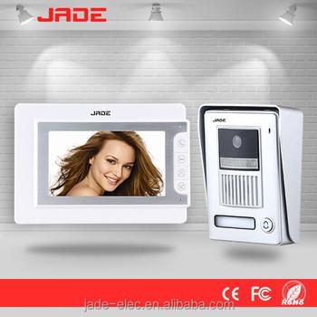 video door phone 4.3 inch 700tvline Wired ring video doorbell with keypad / ID carding unlocking  sc 1 st  Alibaba & Video Door Phone 4.3 Inch 700tvline Wired Ring Video Doorbell With ... pezcame.com