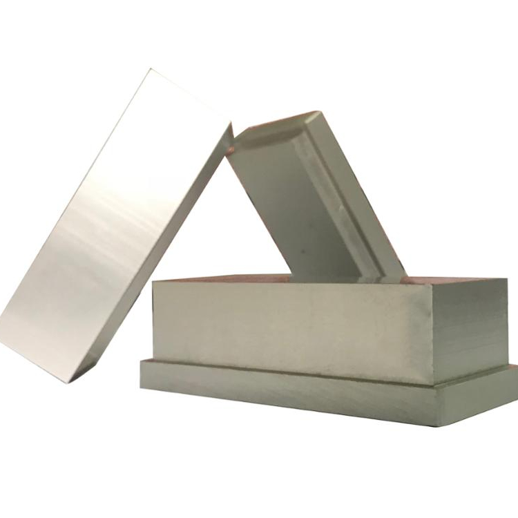 "Rosin Pre-Press Mold 2"" x 4"" Pure Aluminum"