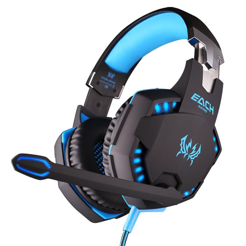 Vibration Function Deep Bass Computer Gaming Headphone