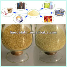 industrial beef gelatin manufacturer for match head,paintball,textile