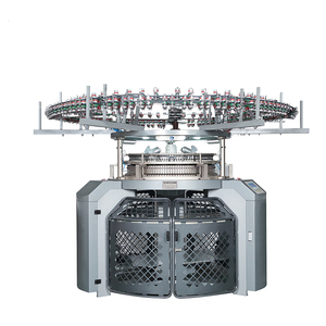 Chinese Supplier Hot Sell Single Jersey Circular Knitting Machine