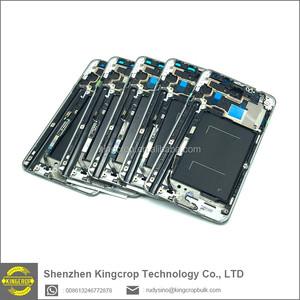 For Samsung Galaxy Note 3 N900 N9005 N900A N900P N900T LCD Screen +  Digitizer Black