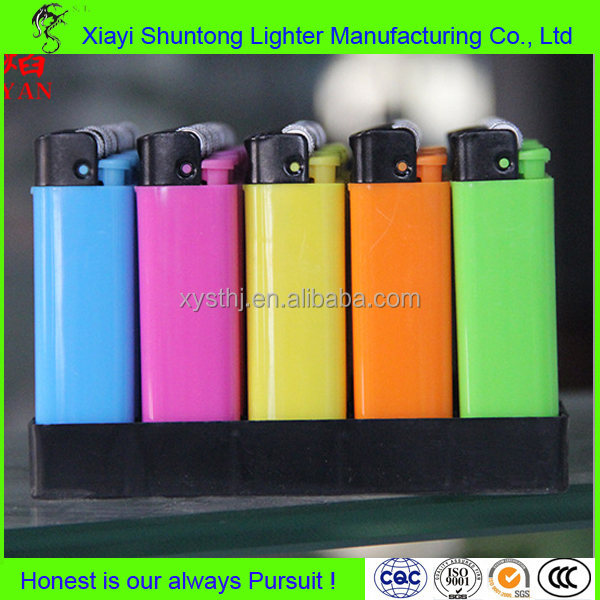 Factory cheap disposable plastic oil lighter