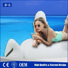 Hot Summer Design Giant PVC Acqua Piscina Galleggiante Gonfiabile del Cigno