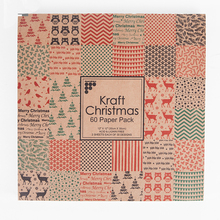 Futuro GF-0036 Design de Moda Kraft Papel do <span class=keywords><strong>Scrapbook</strong></span> 12x12 <span class=keywords><strong>Decoração</strong></span> Do Natal