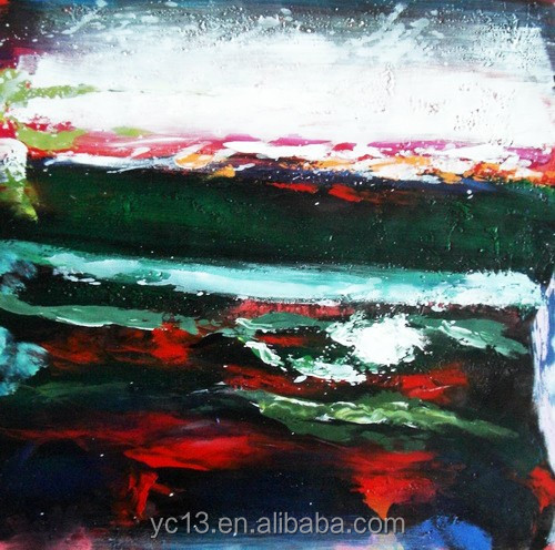 wall art <strong>pictures</strong> for hotels Abstract oil Painting On Canvas