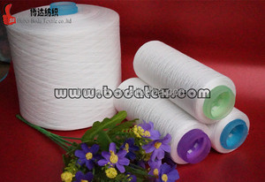 60/2 spun Polyester yarn sewing machine to bangladesh with best price fabric waste importer
