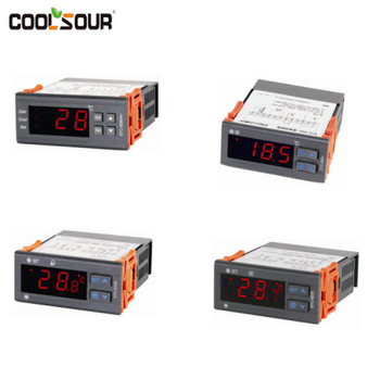 Coolsour 3 speed motor switch , LCD room thermostat , refrigeration parts