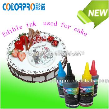 Food Coloring Printer Ink Edible Ink For Hp Printer - Buy Food ...