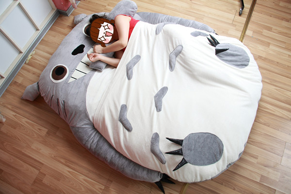 Online Buy Wholesale Totoro Bed From China Totoro Bed