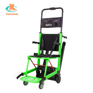 Foldable safe electric stair climbing wheelchair prices