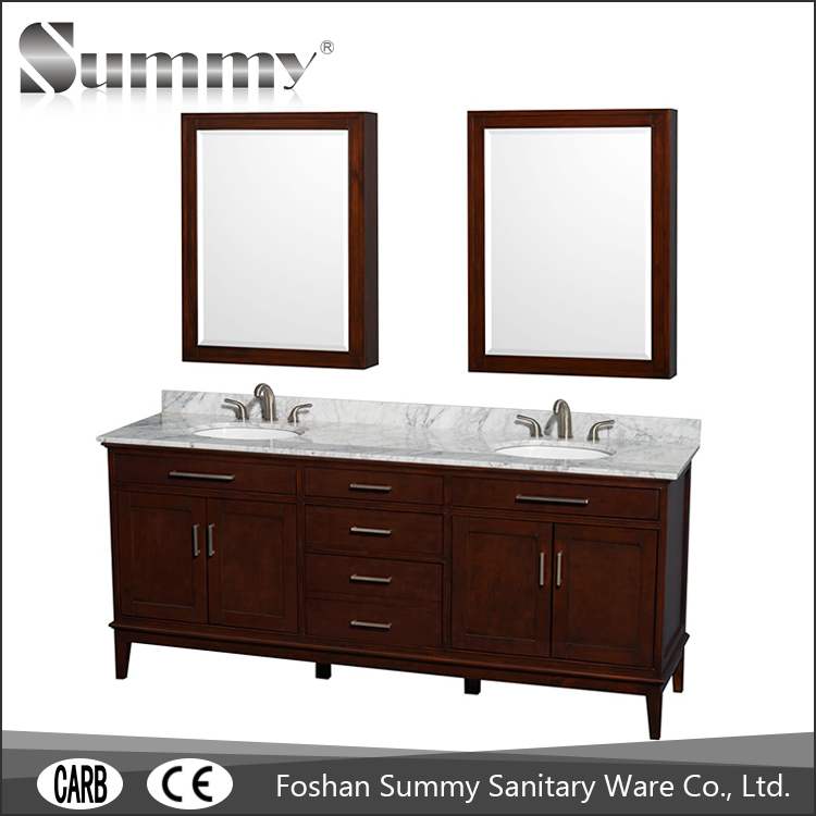 Wholesaler 20 inch bathroom vanity and sink 20 inch for Kitchen cabinets 20 inches deep