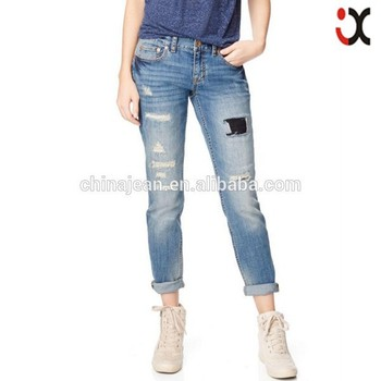 lovely luster discount for sale favorable price Sexy Womens Ladies Slim Skinny Light Blue Wash Ripped Jeans Plus  Size(jxw172) - Buy Blue Wash Ripped Jeans,Plus Size Skinny Jeans Men,Washed  Out Light ...