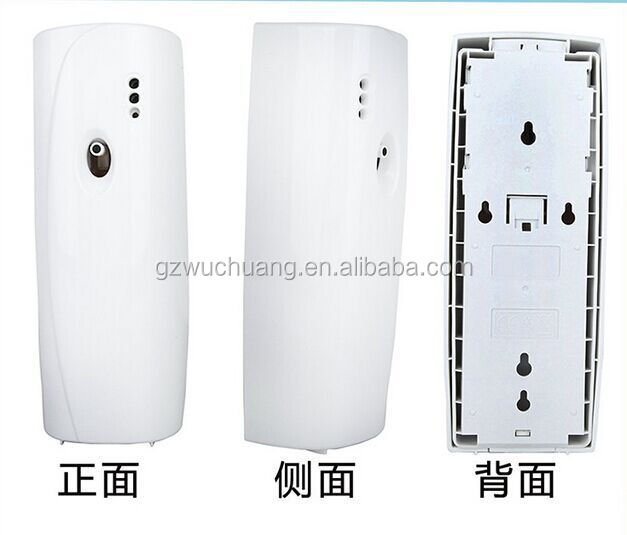 LED Wall-mounted Automatic Aerosol air freshener dispenser