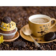 Kahve Fincanı Boyama Tanıtım Promosyon Kahve Fincanı Boyama Online