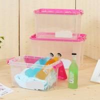 2016 New Products Health Plastic Home Storage Bins