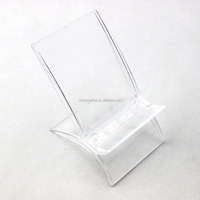 CHEAP plastic Mobile Phone Display Stand Retail Shop Display