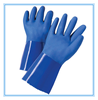 PVC safety industrial gloves