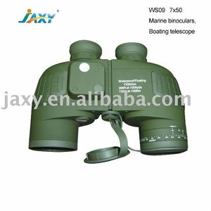 Wholesale 7X50 Strong Body Professional Military Shakproof Compass Binoculars