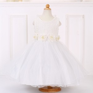 Pictures for children gown new style kids fashion korean wedding party dress LM113