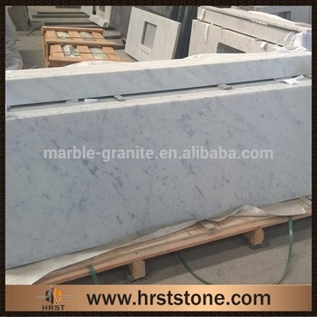 Carrara White Marble Table Top Replacement