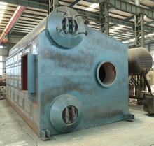 SZS 10t/h long term after-sales service and technical support gas oil fired industrial steam boiler