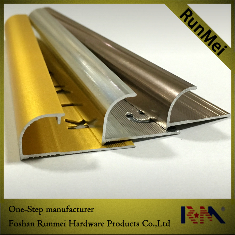 Quarter round metal tile trim wholesale trim suppliers alibaba dailygadgetfo Images