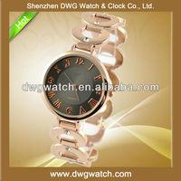 q q Quartz Analog Watch with Customized Logo DWG--A0330-1