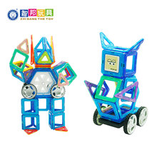 STEM & educational toy magnetic building blocks