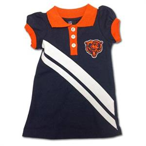 Buy Chicago Bears Baby Girl Polo Dress in Cheap Price on  hot sale