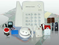 Intelligent Gsm Burglar Alarm System With Mms Function Home ...