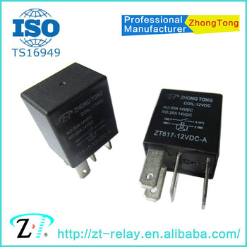 12v 24v 4pin 5pin 80a 100a Iron Auto Relay Jd19121914 Jd29122914