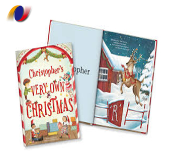 China manufacturer christmas coloring book , professional factory printing christmas book