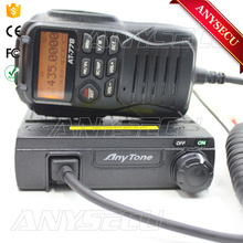 Walkie Talkie AT-778 25 W UHF 400-480 MHz Mobil <span class=keywords><strong>Radyo</strong></span>