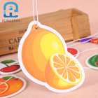 Beautiful Custom Design Auto Hanging Paper Air Freshener Car of Various Scents For Gift